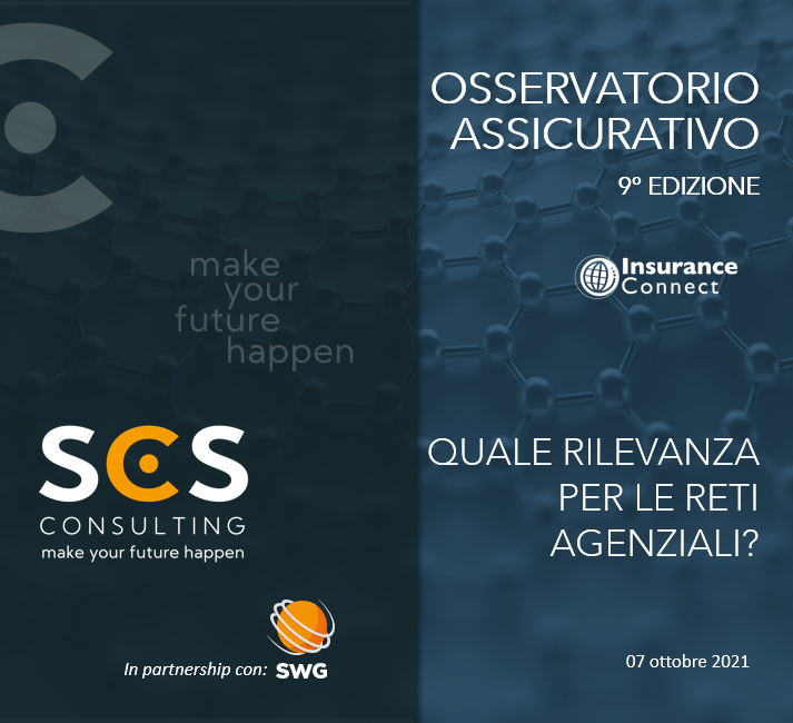 SCS all'Osservatorio Insurance Connect 2021